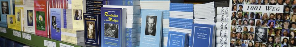 Bruno Gröning - Grete Häusler Verlag