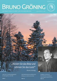 Zeitschrift Bruno Gröning - Winter 2019 - deutsch