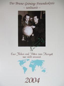 Kalender 2004 Bruno Gröning