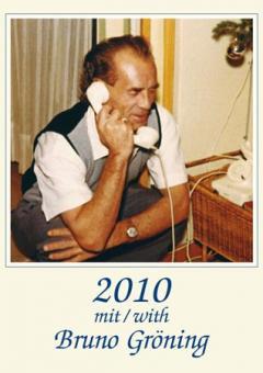 Kalender Bruno Gröning 2010, deutsch-englisch
