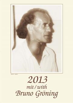 Kalender Bruno Gröning 2013, deutsch - englisch