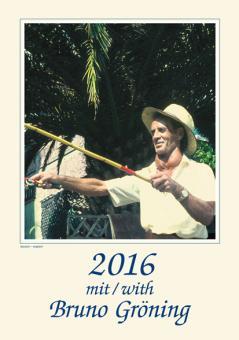 Kalender Bruno Gröning 2016, deutsch - englisch