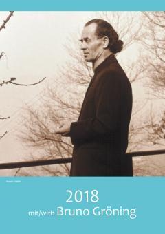 Kalender Bruno Gröning 2018, deutsch - englisch