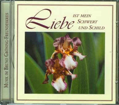 Download-CD: Liebe ist mein Schwert und Schild