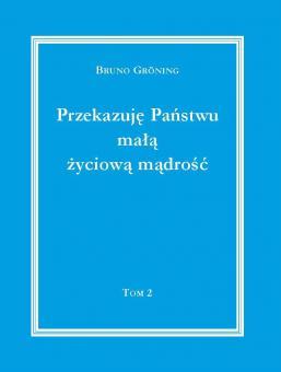 Ich gebe Ihnen eine kleine Lebensweisheit Bd. 2 (polnisch); E-Book