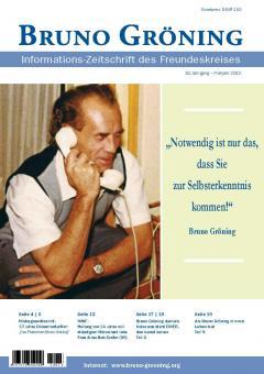 Zeitschrift Bruno Gröning - Frühjahr 2013 - deutsch