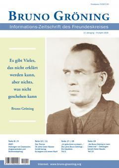 Zeitschrift Bruno Gröning - Frühjahr 2014 - deutsch
