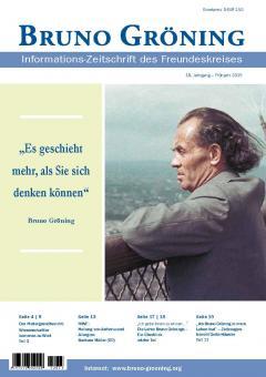 Zeitschrift Bruno Gröning - Frühjahr 2015 - deutsch