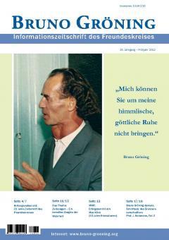Zeitschrift Bruno Gröning – Frühjahr 2012 - deutsch