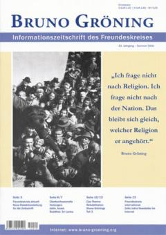 Zeitschrift Bruno Gröning Ausg.2010 Sommer