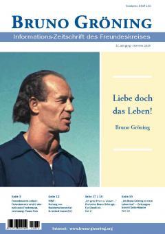 Zeitschrift Bruno Gröning - Sommer 2014 - deutsch