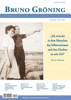 Zeitschrift Bruno Gröning - Sommer 2015 - deutsch