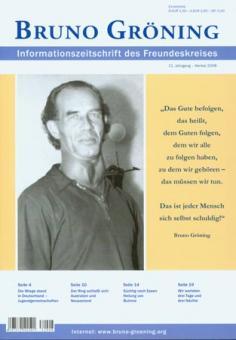 Zeitschrift Bruno Gröning Ausg.2008 Herbst