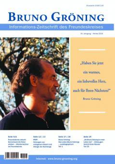 Zeitschrift Bruno Gröning - Herbst 2016 - deutsch