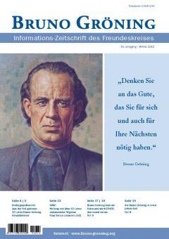 Zeitschrift Bruno Gröning - Winter 2012 - deutsch