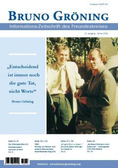 Zeitschrift Bruno Gröning - Winter 2014 - deutsch