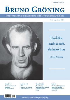 Zeitschrift Bruno Gröning - Winter 2016 - deutsch