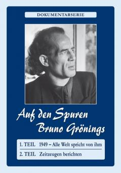 """DVD: Seria filmów dokumentalnych: """"śladami  Bruno Gröninga"""