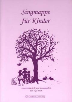 Cahier de chants pour enfants