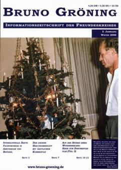Zeitschrift Bruno Gröning Ausg.2000 Winter