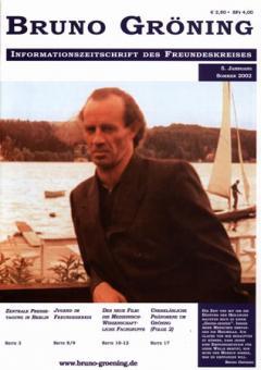 Zeitschrift Bruno Gröning Ausg.2002 Sommer