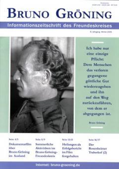 Zeitschrift Bruno Gröning Ausg.2005 Winter