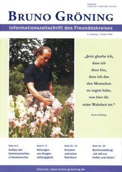Zeitschrift Bruno Gröning Ausg.2006 Frühjahr