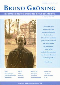 Zeitschrift Bruno Gröning Ausg.2006 Winter