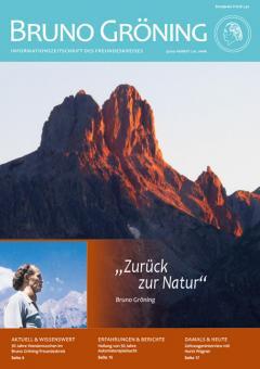 Zeitschrift Bruno Gröning - Herbst 2017 - deutsch