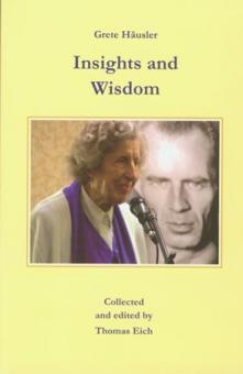 Erkenntnisse und Weisheiten (englisch)