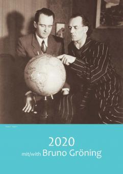 Kalender Bruno Gröning 2020, deutsch - englisch