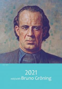 Kalender Bruno Gröning  2021,  deutsch – englisch
