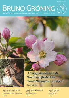 Zeitschrift Bruno Gröning - Frühjahr 2018 - deutsch