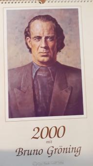 Kalender 2000 Bruno Gröning