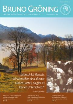 Zeitschrift Bruno Gröning - Herbst 2019 - deutsch