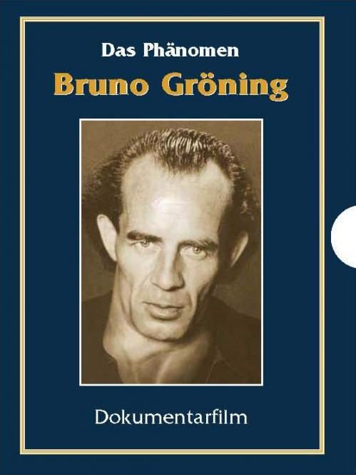 """DVD: Dokumentarfilm """"Das Phänomen Bruno Gröning"""""""
