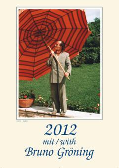 Kalender Bruno Gröning 2012, deutsch - englisch